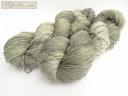 Hand dyed Superwash British Falkland Merino/ Terncel