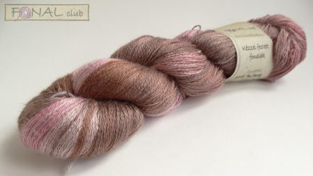 100 % Mulberry Silk  800m