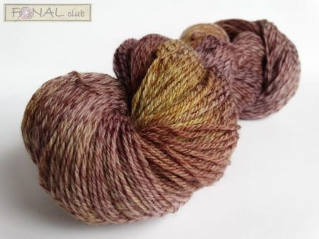67% Merino 33% Superwash merino
