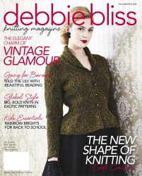 Debbie Bliss Knitting Magazine Fall / Winter 2013