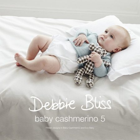 Baby Cashmerino 5 Pattern Collection